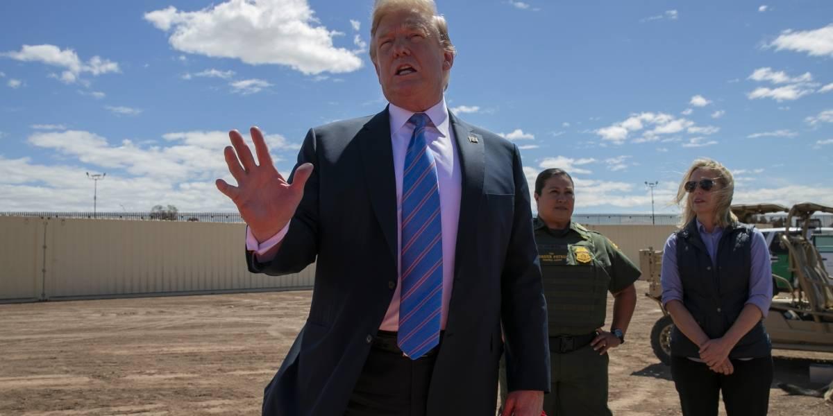 Trump dice no haber leído el informe de la investigación sobre la trama rusa