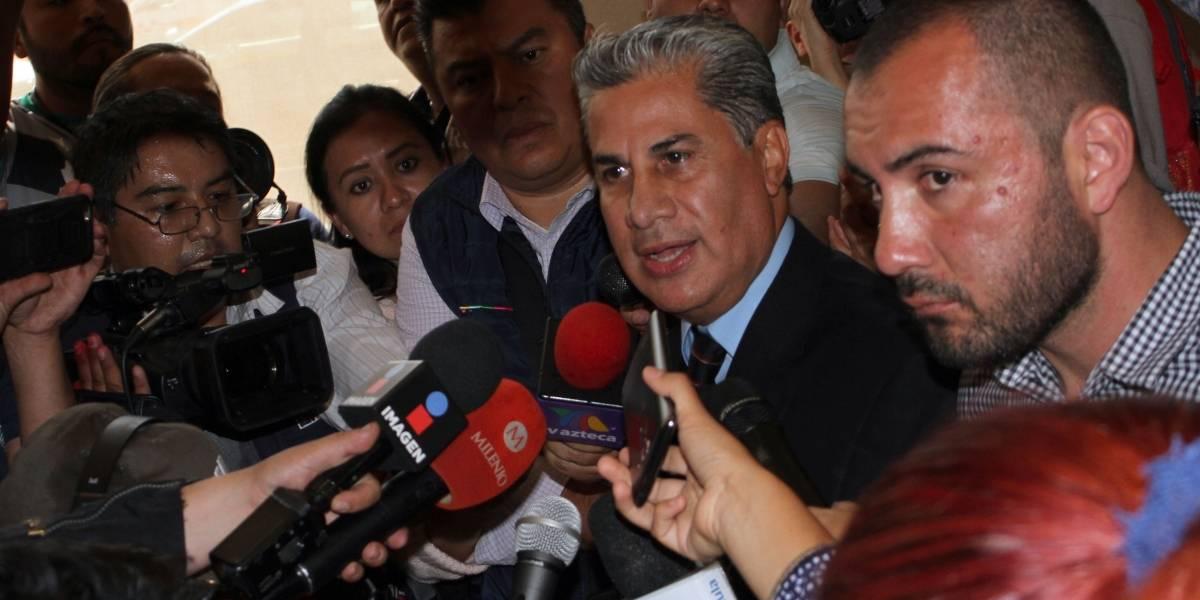 Denuncia Díaz Durán que Polevnsky pone trabas para elección en Morena