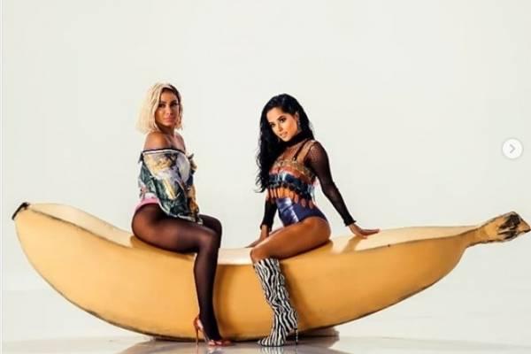 Anitta y Becky G estrenan el video de 'Banana'