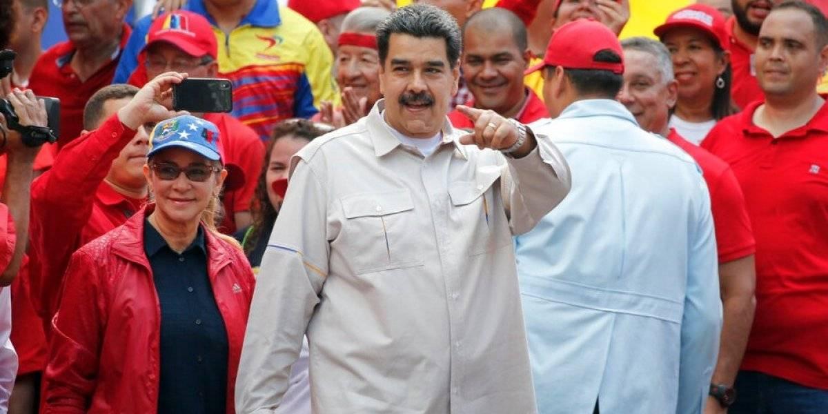 Nicolás Maduro acusa a Chile y Colombia de terrorismo cibernético