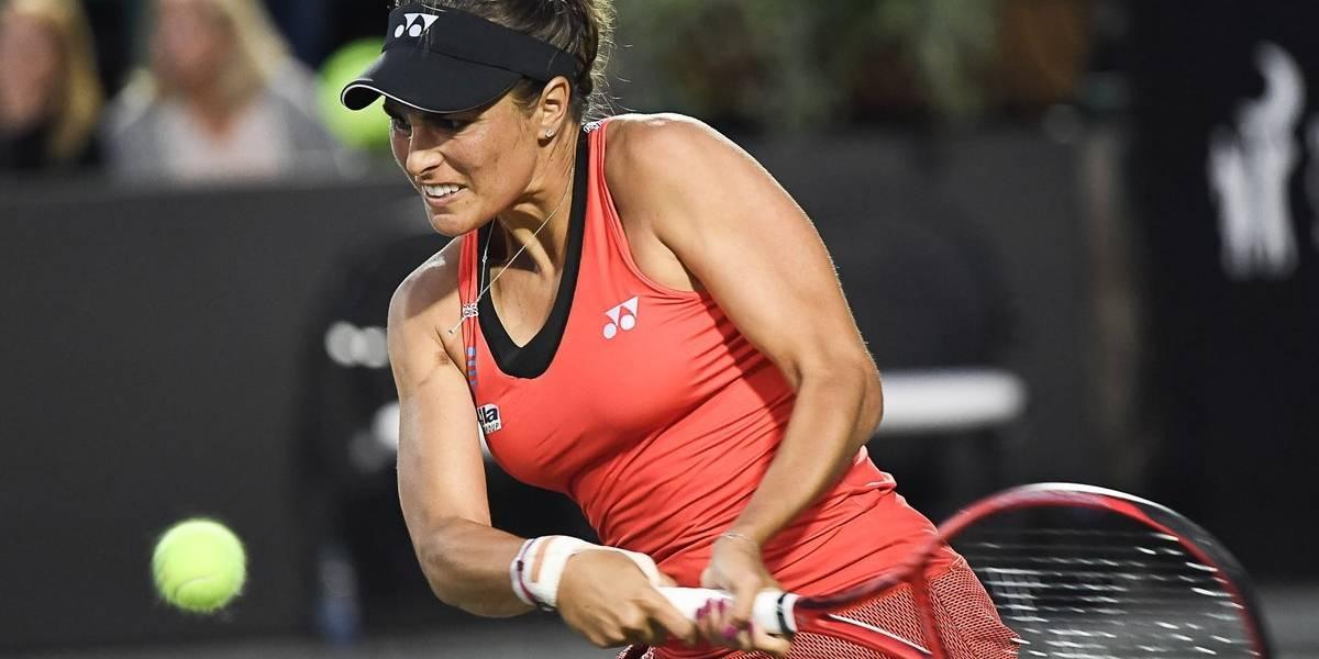 Mónica Puig se elimina en la primera ronda del US Open