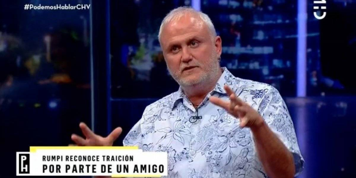 """La feroz declaración del """"Rumpy"""": """"Iván Valenzuela es un canalla, un traidor"""""""