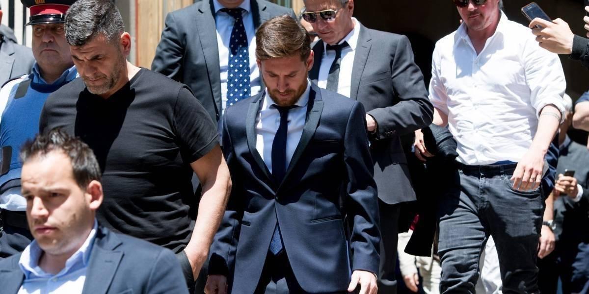 Papá de Messi atropella a un motociclista y lo dejan libre, ¿qué ocurrió?