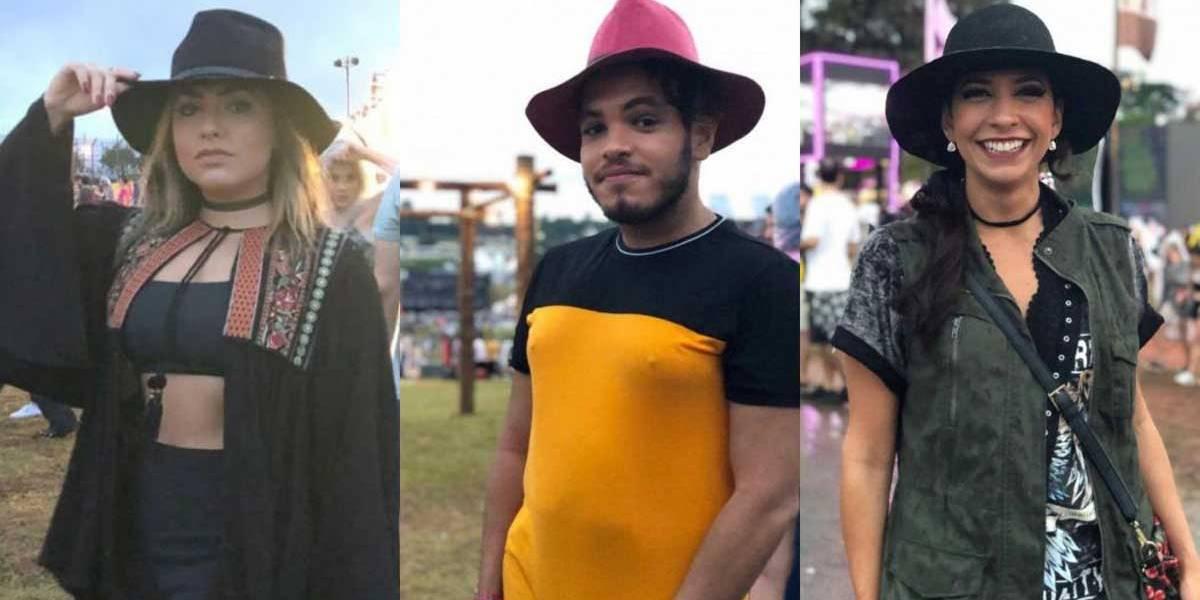 Lollapalooza: Os looks que resistiram à chuva no segundo dia de festival