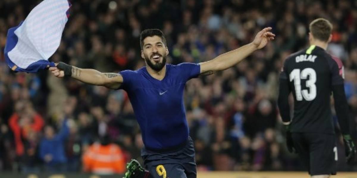Barcelona liquida al Atlético y acaricia un nuevo título