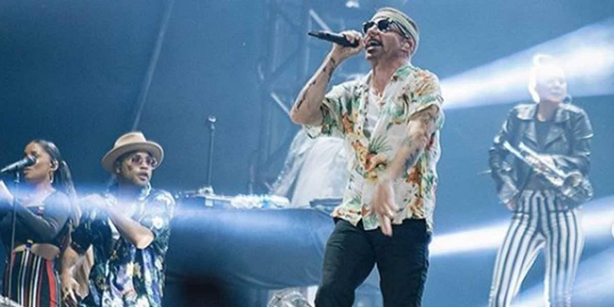 Lollapalooza: Após show, Macklemore já faz planos para voltar ao Brasil
