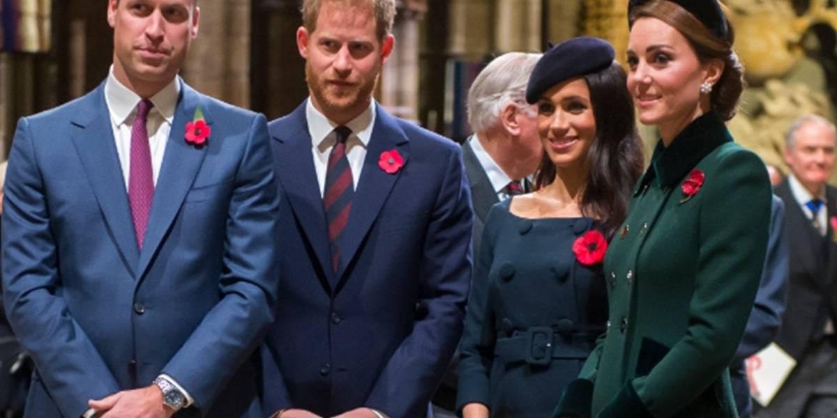 Sigue la polémica: Meghan Markle y el príncipe Harry estarían furiosos con el príncipe William por su infidelidad a Kate Middleton