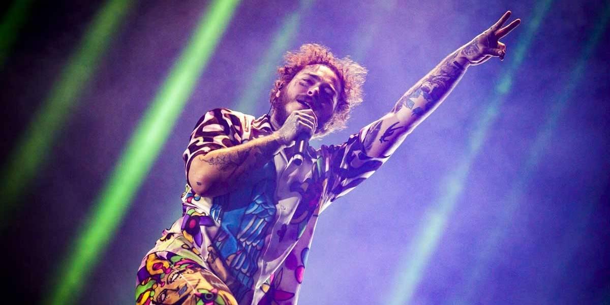 Lollapalooza: Post Malone se junta ao funk brasileiro com participação de MC Kevin O Chris
