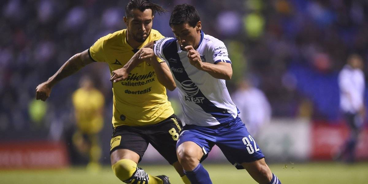 Puebla empata con Morelia y mantienen con vida a otros equipos