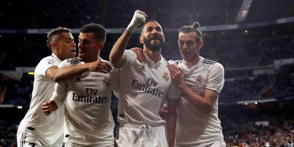 Real Madrid vs. Éibar: muchas figuras se juegan el puesto