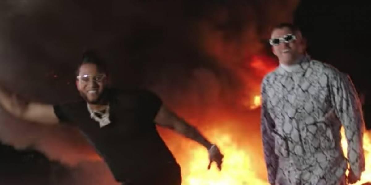 Se acabó la espera: Bad Bunny lanza vídeo de La Romana