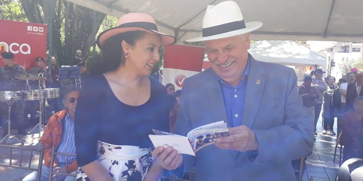 Cuenca celebra sus fiestas de Fundación