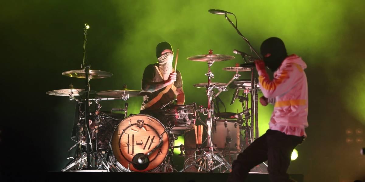 Lollapalooza: Twenty One Pilots faz um dos melhores shows do festival