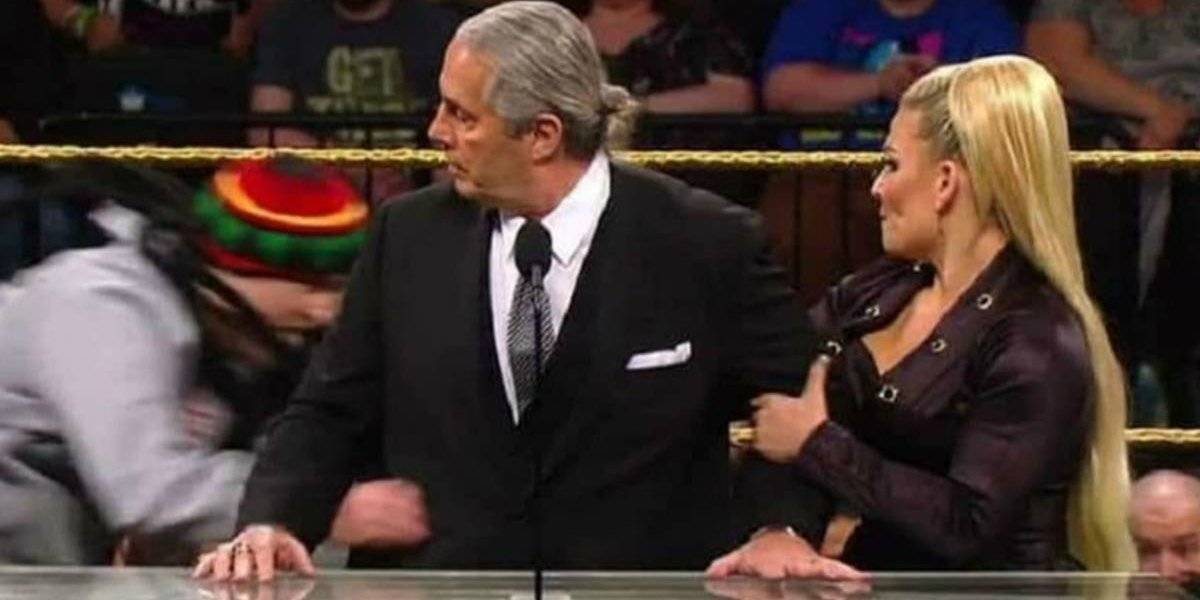 WrestleMania 35: se hace viral video de hombre que intentó golpear a Bret Hart