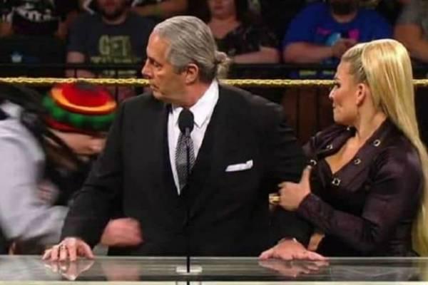WrestleMania 35: sujeto intento golpear a Bret Hart