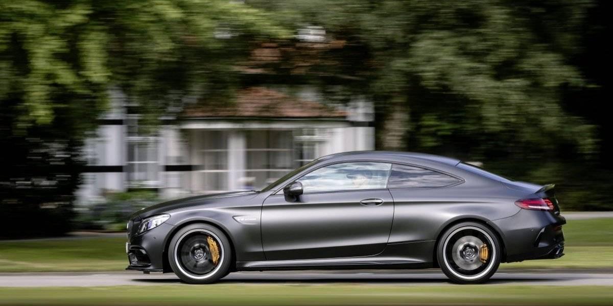 Los Mercedes-AMG Clase C se refresca