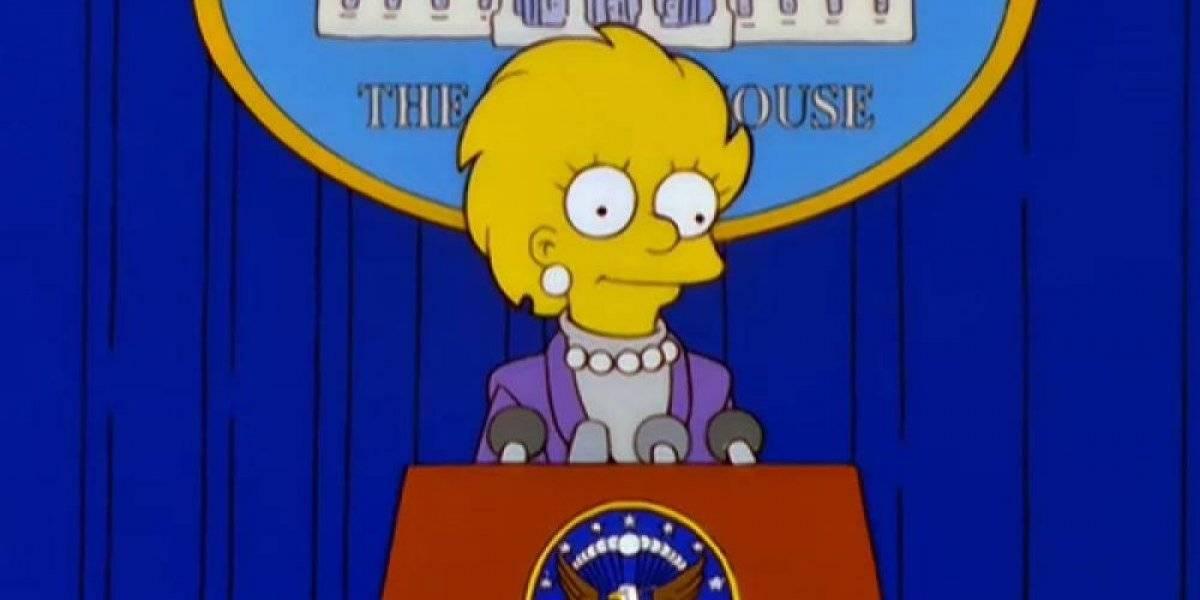 """Productores de """"Los Simpson"""" revelan que Lisa podría ser parte de la comunidad LGBTIQ+"""