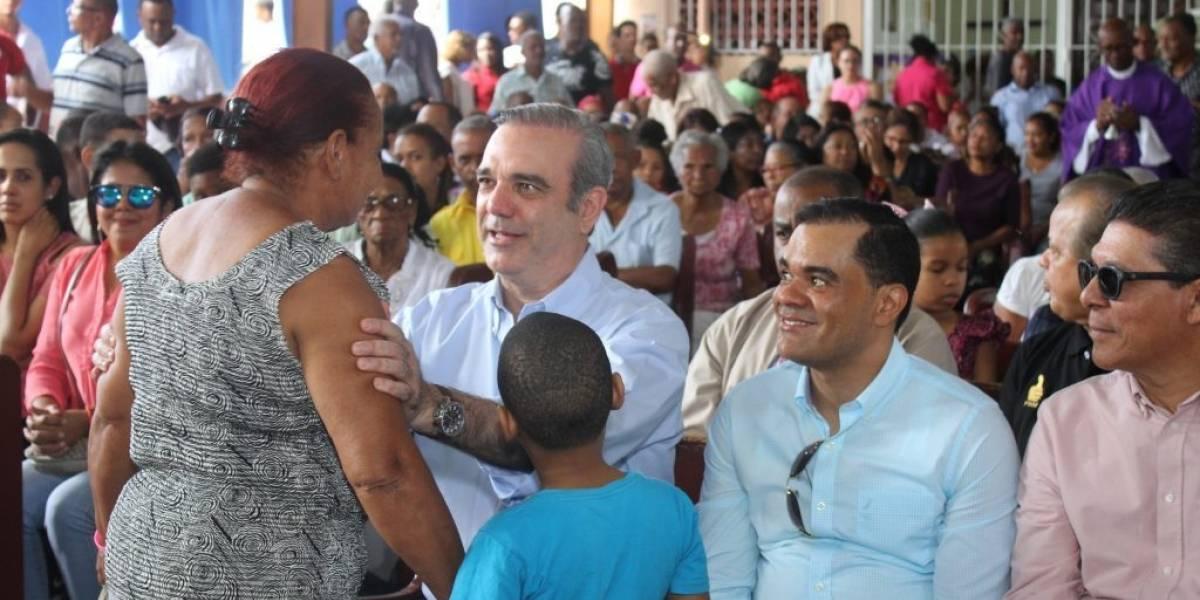 Abinader explica por qué es irreversible el compromiso de la gente con el Cambio