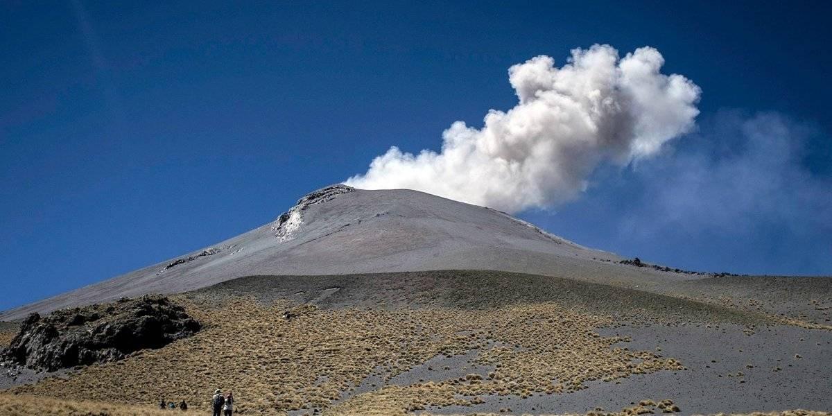 CNPC impulsa acciones preventivas ante alerta del Popocatépetl