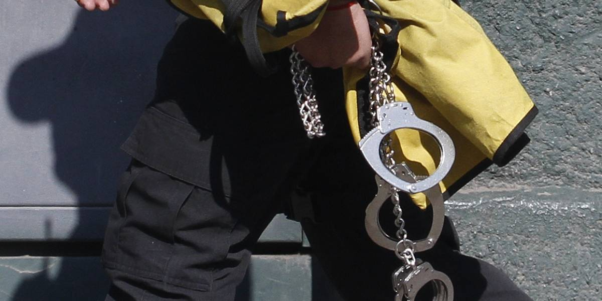 Macabro crimen en Santiago centro: prisión preventiva para asesino de conserje que impidió femicidio