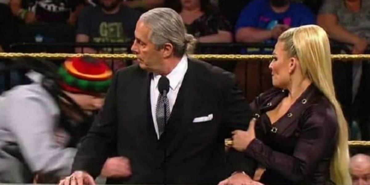Leyenda de la WWE sufre ataque durante ceremonia del Salón de la Fama