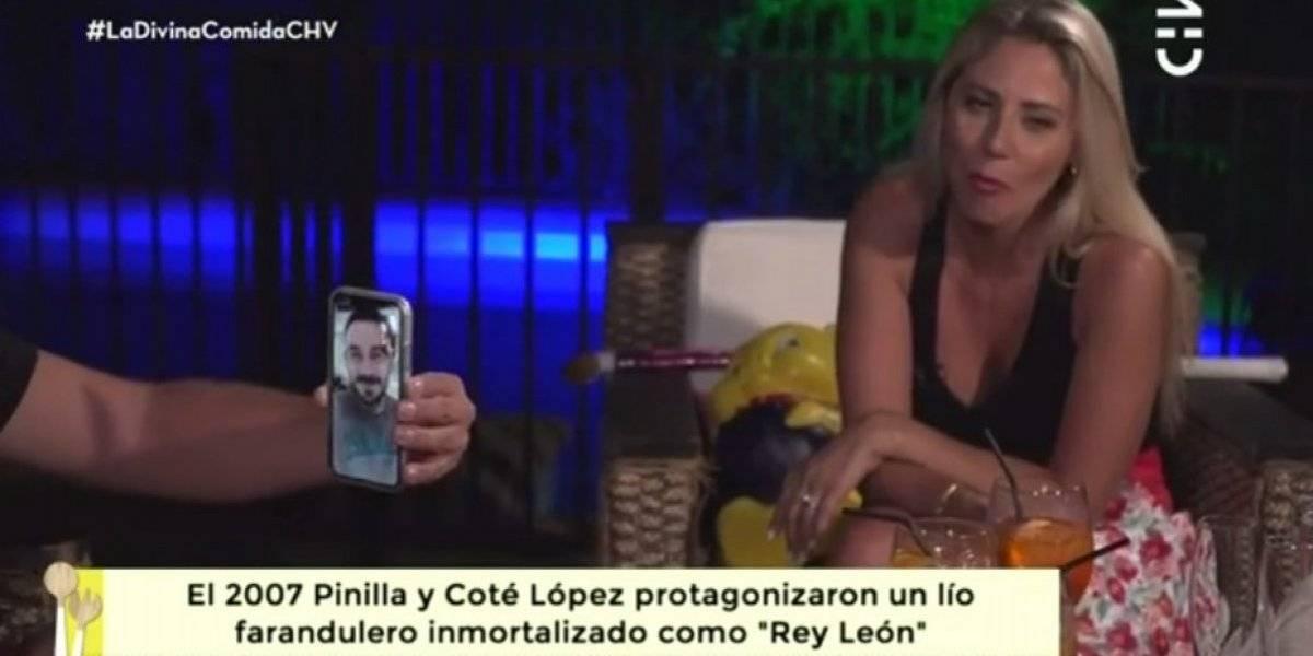 """Gisella Gallardo recordó """"La época de la famosa película Rey León"""" en su paso por """"La Divina Comida"""""""