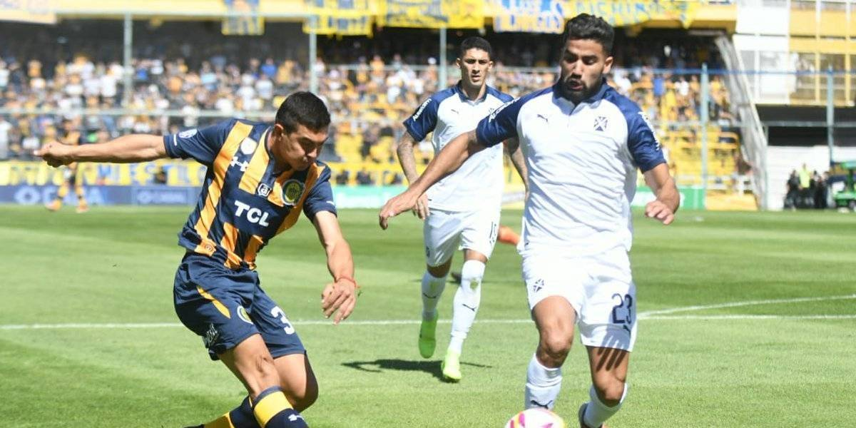 Rosario Central-Independiente, por la Superliga: horario, TV y formaciones