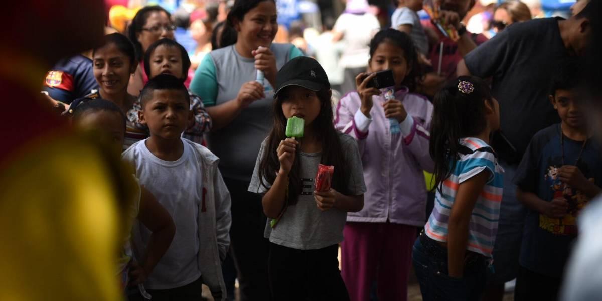 Guatemala celebra, por primera vez, el día nacional del helado