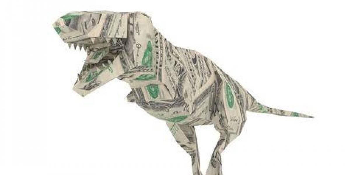 Dinero en efectivo: una especie en peligro de extinción
