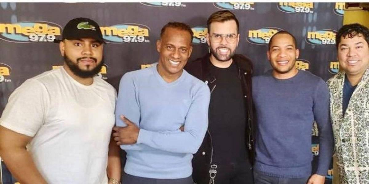 Enrique Crespo está La Mega de NY junto al Pachá y Janeiro Matos