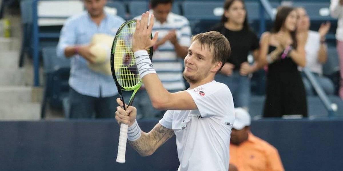 Alexander Bublik conquista el ATP Challenger de Monterrey
