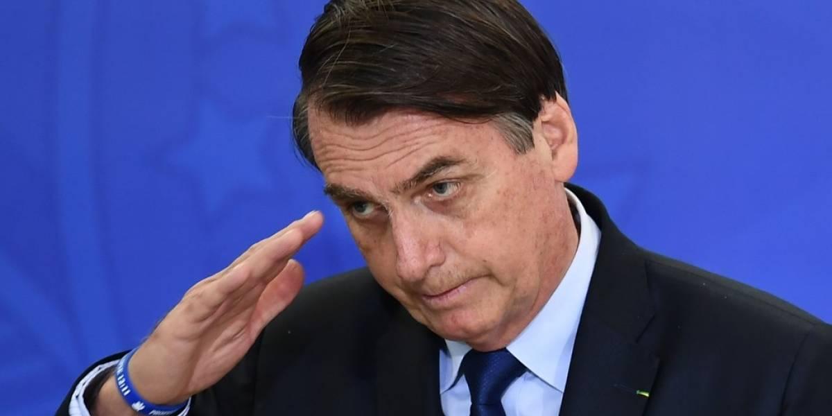 Bolsonaro bate récord de desaprobación en Brasil