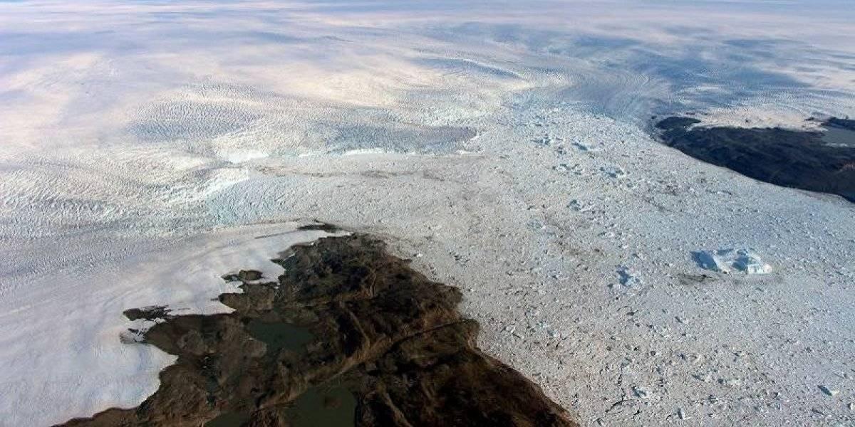 Glaciar de Groenlandia está creciendo de nuevo
