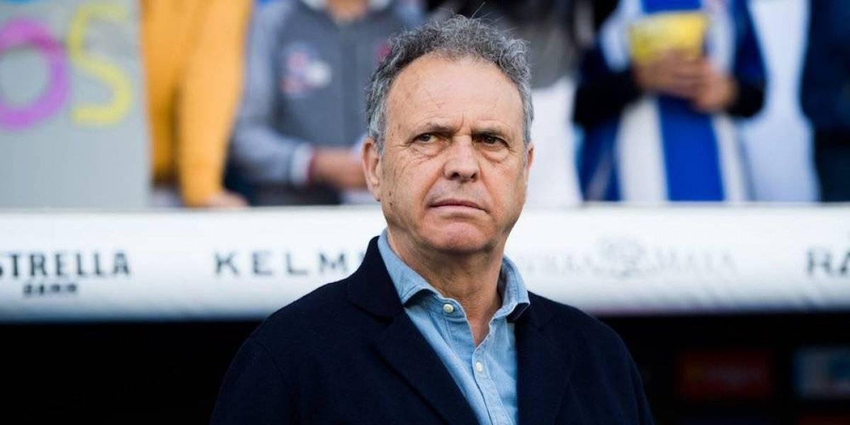Técnico del Sevilla Joaquín Caparrós anuncia que padece leucemia