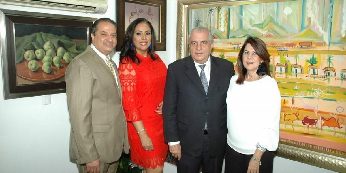 """Inauguran """"La Colección"""", un espacio que apoya el arte dominicano"""