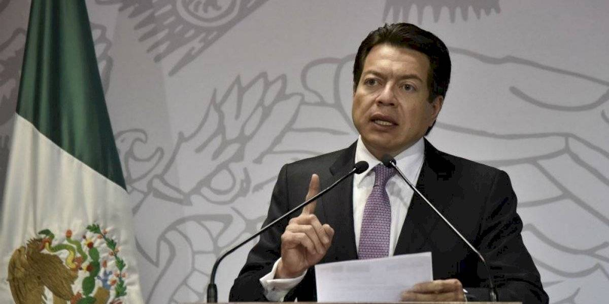 Mario Delgado propone acceso universal a la salud en todo México
