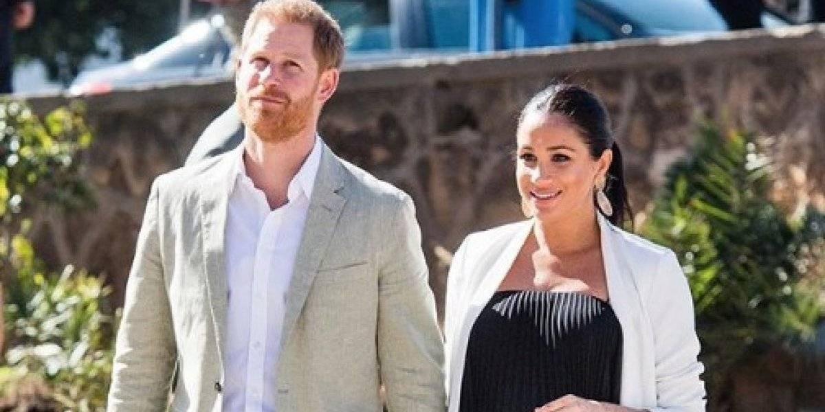 ¿Serena Williams revela por error el sexo del bebé que esperan Meghan Markle y el príncipe Harry?