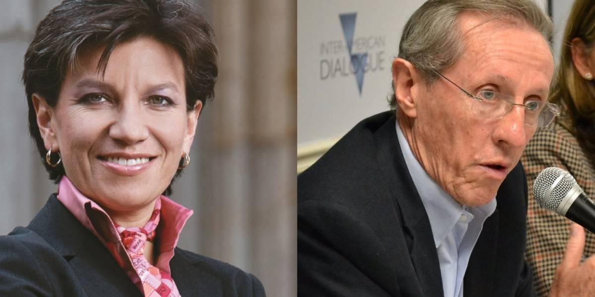 Antonio Navarro vs. Claudia López: este miércoles se conocerá el candidato de los verdes