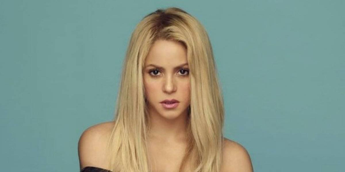 Viralizan imágenes que comprobarían embarazo de Shakira