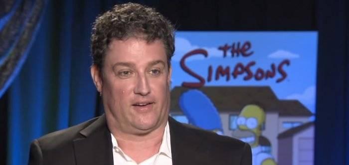 Al Jean productor y showrunner de Los Simpson.