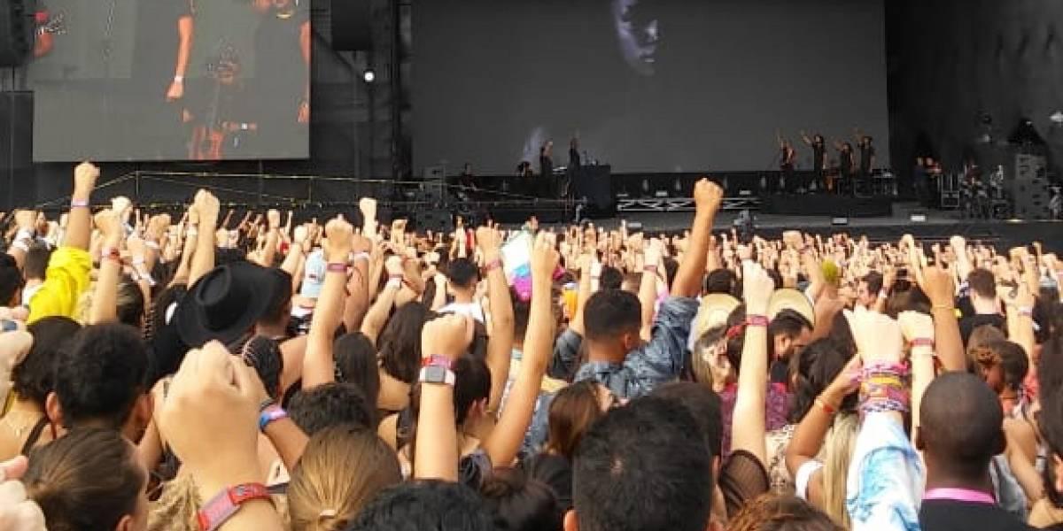 Lollapalooza e CCXP vão ocorrer na mesma data