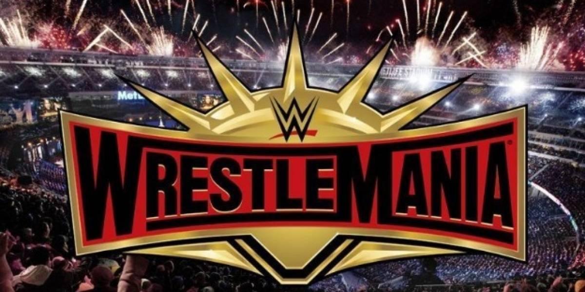 ¡Imperdible! El cartel estelar y horario de peleas de WrestleMania 35