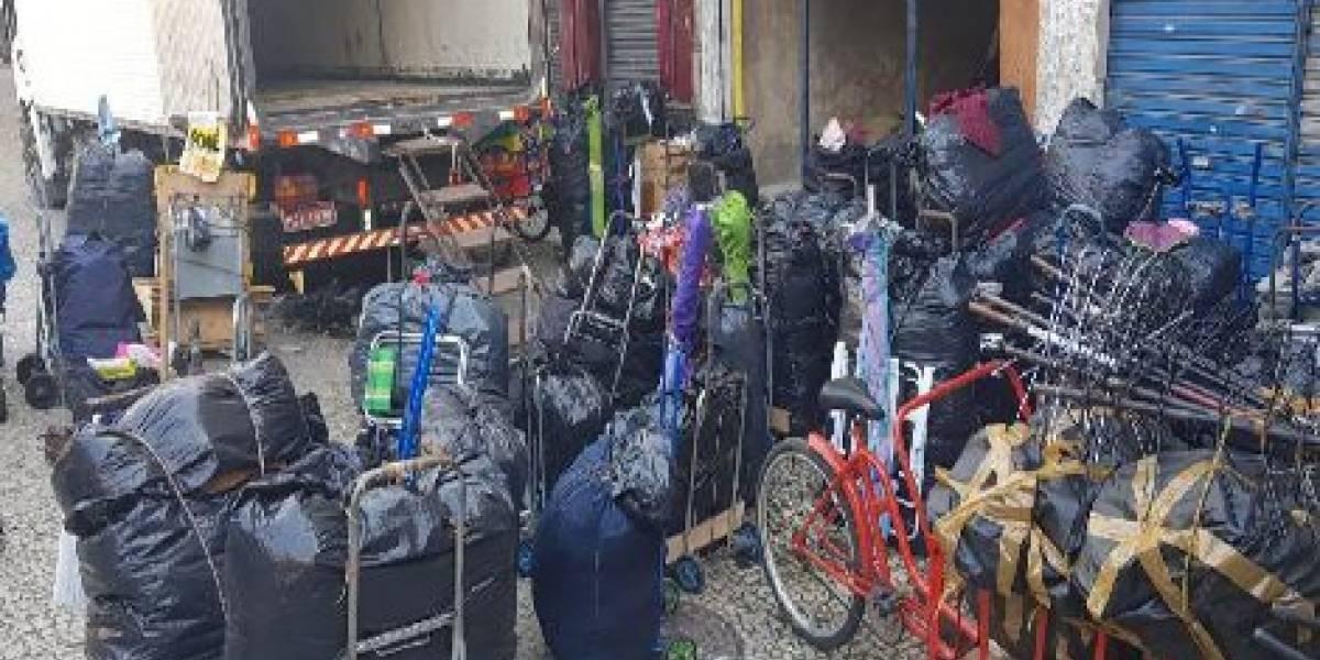 Polícia do Rio fecha 12 depósitos de produtos falsificados avaliados em R$ 12 milhões