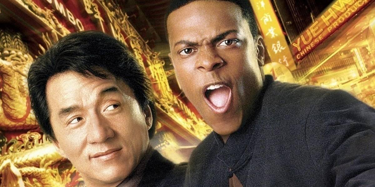Jackie Chan e Chris Tucker levantam possibilidade de 'A Hora do Rush 4'