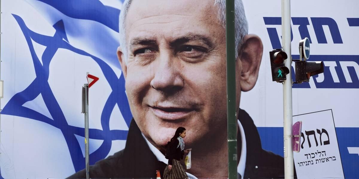 La intimidante promesa electoral de Netanyahu: anexionar los asentamientos en Cisjordania