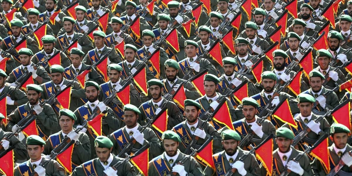 Guardia revolucionaria de Irán a la lista negra: EEUU la identifica como grupo terrorista