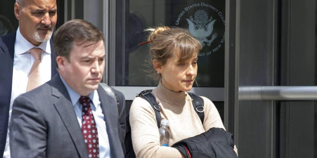 Actriz de Samlville culpable en caso de esclavas sexuales