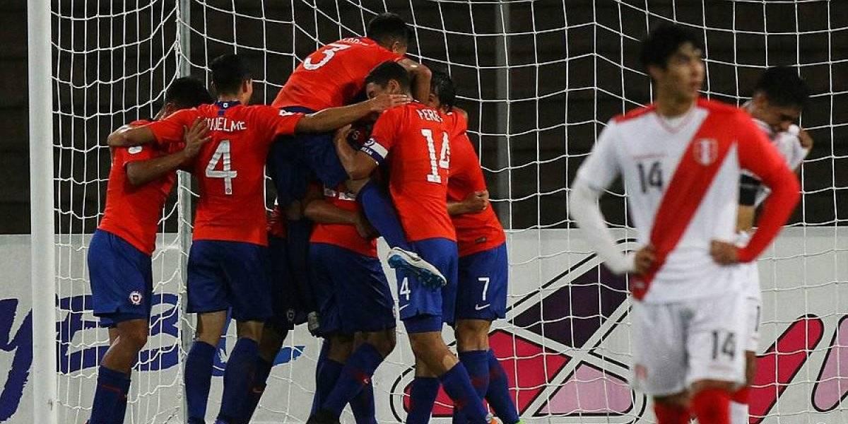 Calculadora de la fe: Chile necesita un punto para clasificar al Mundial Sub 17 de Brasil