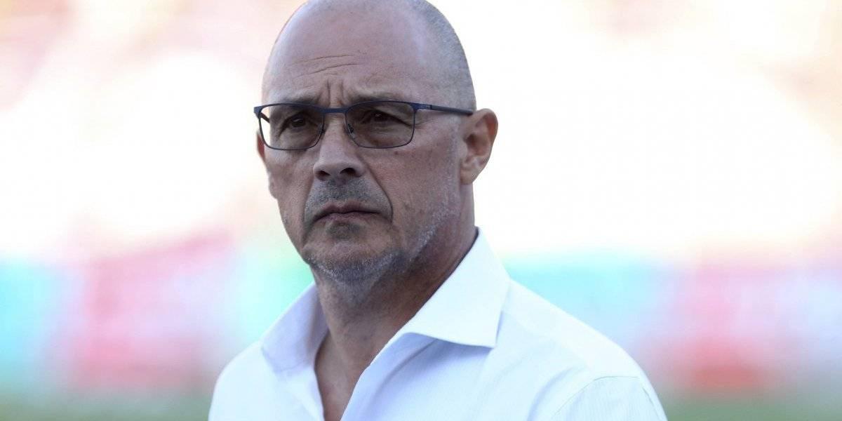 La U se abre a contratar un nuevo refuerzo ante la lesión de Augusto Barrios