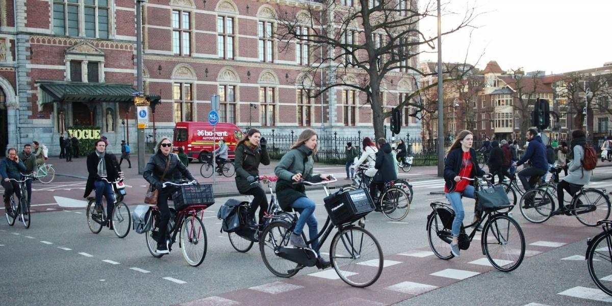 La bicicleta para ser feliz: estudio arroja que ciclistas son los más satisfechos con su método de transporte